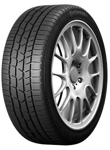 CONTINENTAL CONTI WINTER CONTACT TS830 P 205/50 R17 93H